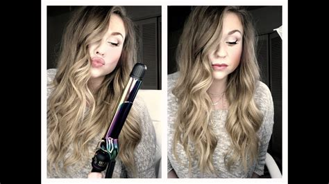 Curl Hairstyles For Hair by How To Curl Your Hair Tutorial With Xl Curling Iron Plus