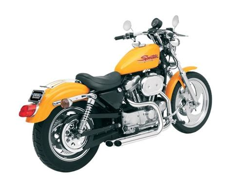 Bassani Pro-street Exhaust System For Harley Sportster