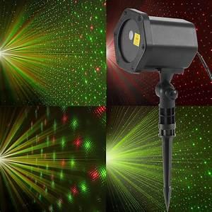 Laser Beleuchtung Aussen : rot gr n led laser licht lichteffekt au en rasen beleuchtung xmas weihnachten ebay ~ Watch28wear.com Haus und Dekorationen