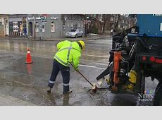 City to double number of pothole repair crews as part of