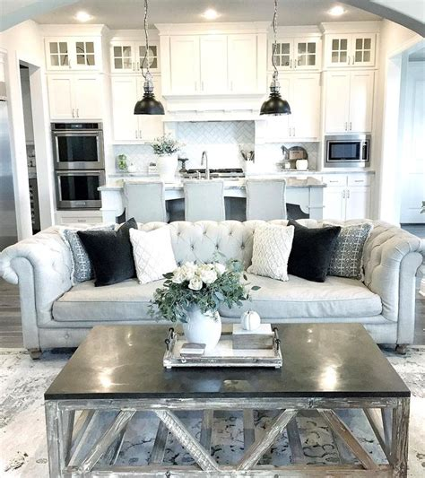 small kitchen with living room design small open kitchen living room design 32 for your 9346