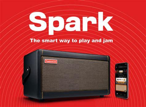 positive grid unveils spark  instrument news