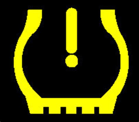 low tire pressure light 5 warning lights you should never ignore