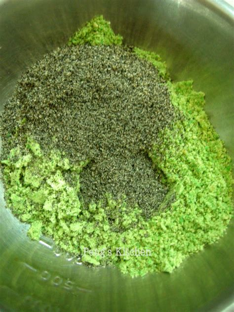greens in powder form peng s kitchen green pea cookies