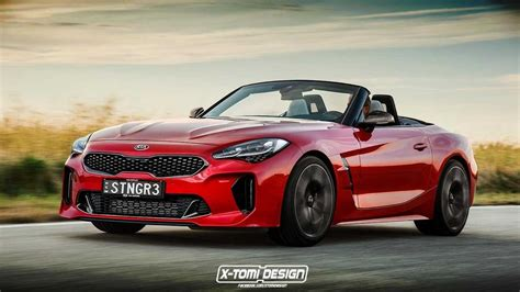 bmw   kia stinger face   wrong