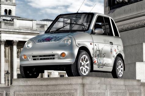 Reva Gwiz  The Worst Cars Ever  Top 10 Worst Cars Ever