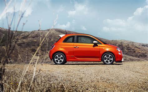 Electric Fiat 500e  New Cars Reviews