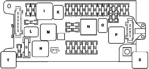 2009 Mercede E Clas Fuse Diagram by 02 09 Mercedes E Class W211 Fuse Box Diagram