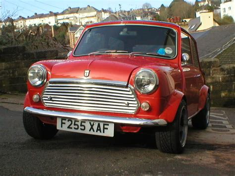 Minifinity The Classic Mini Forum And Resource