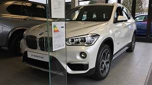 Bmw X1 Xdrive 18d : 2017 bmw x1 xdrive 18d xline exterior and interior review youtube ~ Medecine-chirurgie-esthetiques.com Avis de Voitures
