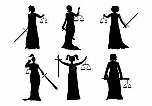 Lady Justice Vector - Download Free Vector Art, Stock ...