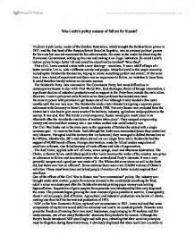 Essay On Communism Essays On Federalism Essay On Communism In China  Essay On Communism In Hindi