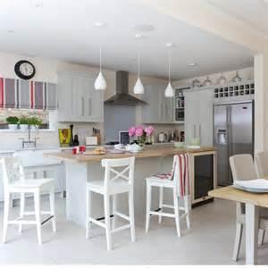 shaker style kitchen ideas grey shaker kitchen diner housetohome co uk