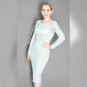 Crochet Lace Dress Janeinstant Download Pattern