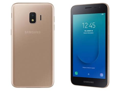 Samsung Announces Its First Android Go Phone
