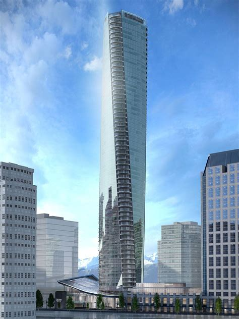 8 tallest buildings in Vancouver under construction right ...