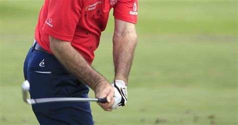Golf Swing Drill 504e. Downswing: The Right Hand Release ...