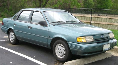 Ford Tempo - Wikipedia
