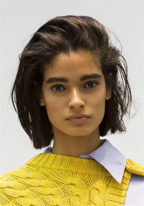 les tendances coiffures printemps 233 t 233 2019 rep 233 r 233 es sur les d 233 fil 233 s coiffure hair