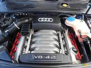 2005 Audi A6 4 2 Quattro Sedan 4 2 Liter Dohc 40