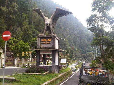 lokasi kaliurang yogyakarta wisata kaliurang jogja