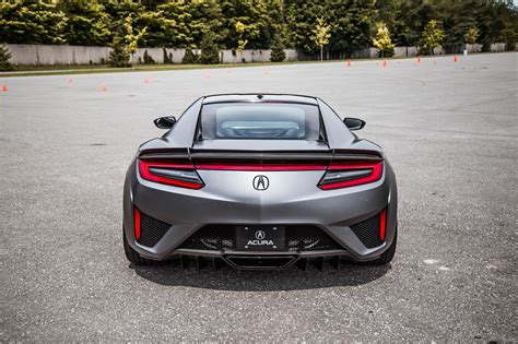 exhaust notes 2018 acura nsx car