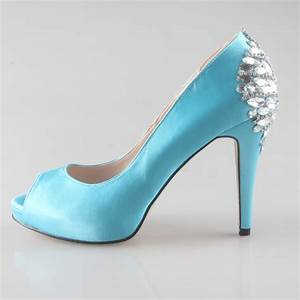 creativesugar custom handmade light turquoise lake blue With blue dress shoes for wedding