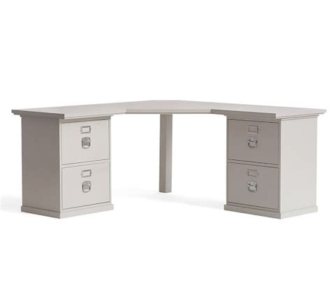 bedford corner desk pottery barn