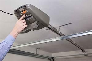 Moteur Pour Porte De Garage : somfy automatiser sa porte de garage maison et domotique ~ Premium-room.com Idées de Décoration