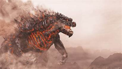 Godzilla 4k Wallpapers King Monster Background Cool