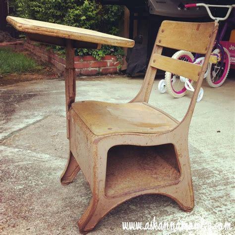 vintage school desk makeover vintage school desk makeover ask projects for the