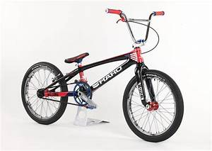 Nic Long, Haro Citizen Custom Olympic BMX Bike - Sugar Cayne