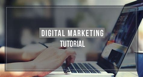 Where To Learn Digital Marketing by Digital Marketing Tutorial 10 Easy Steps To Learn