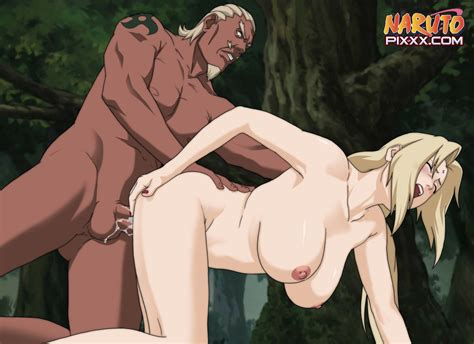Tsunade And Raikage A Naruto The Hentai World