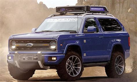 2019 Ford Bronco Price, Interior, Release Date