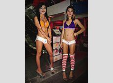 Thai Tgirls on Walking Street Pattaya Thailand