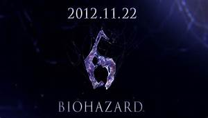 You'll Never Look at the Resident Evil 6 Logo the Same