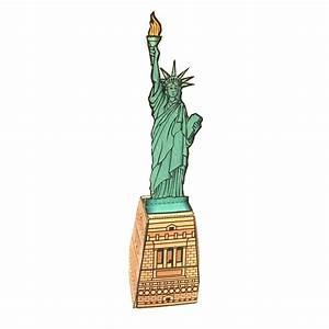 Making A 3d Statue Of Liberty Modelu2019hands On Functional