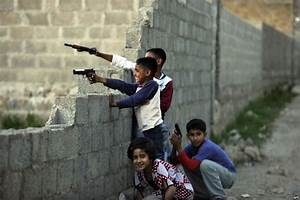 Pakistani Activists Take Aim At Toy Guns