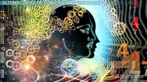 states  consciousness  awareness  unconscious