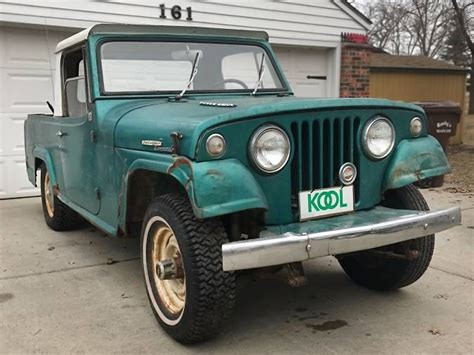 commando jeep kool commando 1967 jeepster commando