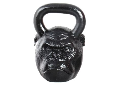 kettlebell monkey monster head kettlebells iron cast face
