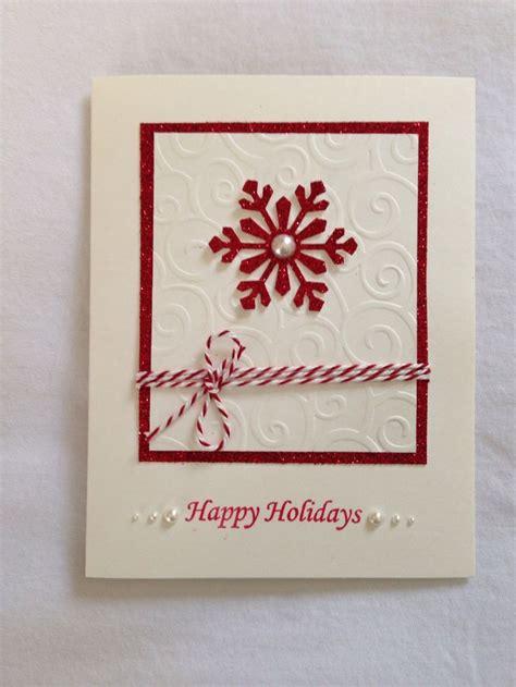 best 25 handmade christmas cards ideas on pinterest