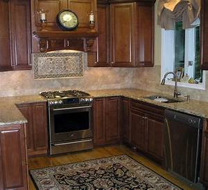 lowes mosaic tile backsplash roselawnlutheran With kitchen cabinets lowes with nature metal wall art