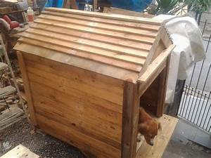 dog house made out of pallets With how to build a dog house out of pallets