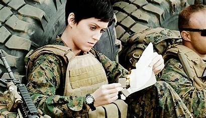 Katy Perry Military Usa Role Soldier Burn