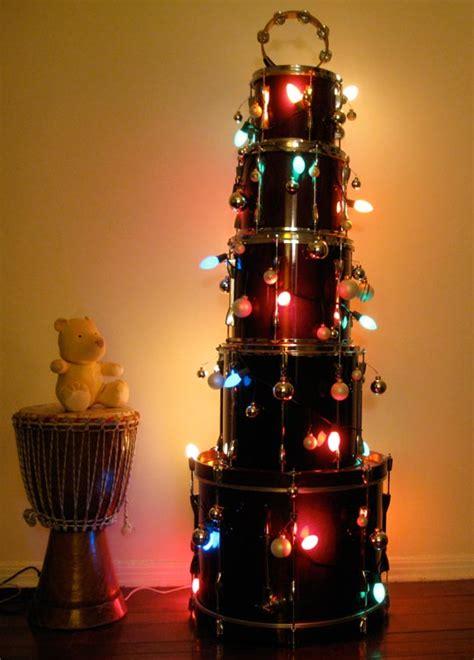 cool christmas tree alternatives digsdigs
