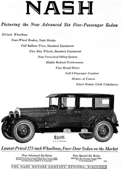 Nash Cars -1924A