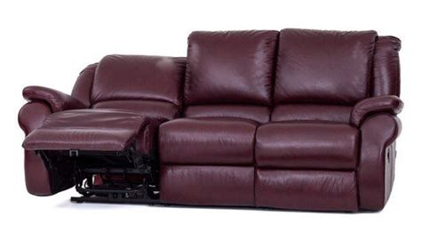 la z boy denver three seat manual recliner sofa at
