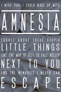 5 seconds of summer lyrics | Tumblr | Lyrics | Pinterest ...
